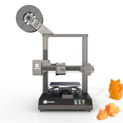 Semi DIY 3D Printer 220*220*250mm het Afdrukken Grootte 1.75mm 0.4mm Pijp