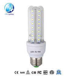 لمبة ضوء LED U Corn LED عالية الإضاءة الموفرة للطاقة بقدرة 70 واط مع شهادات CE وRoHS