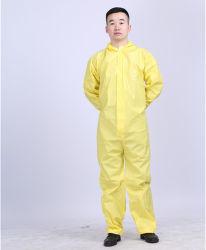 Tuta monouso monouso in tessuto uniforme Abbigliamento ospedaliero con impermeabile e. Traspirante