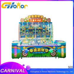 Vente d'Amusement Park Machine de jeu de la machine de calage de Carnaval Le carnaval des cadeaux de divertissement Arcade Arcade Machine de jeu des courses de chevaux grand jeu de la version électronique Ma