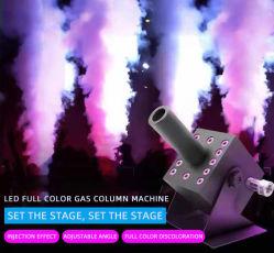 La phase d'effet Télécommande DMX Moving LED RVB de CO2 de l'équipement de brouillard