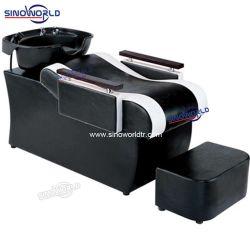 Muebles de estilo salón de peluquería belleza Champú Champú Silla de masaje Sillas de peluquería