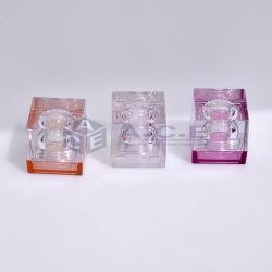 Venda a quente Eye Shadow Nova Caixa de plástico das mulheres caso Cosméticos