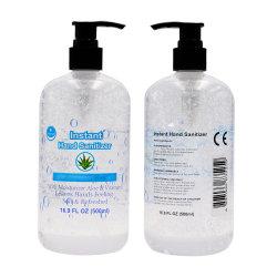 Desinfectante de manos lavado de manos de la fábrica de jabón líquido Gel de alcohol 500 ml de la mano de detergentes antibacterianos higienizador