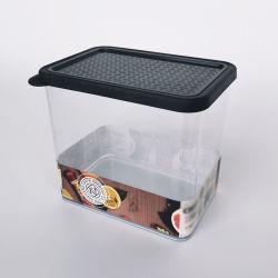 Aparelhos electrodomésticos de cozinha comida de plástico da caixa de armazenamento de alimentos contentor