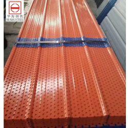 Vento Anti-Dust Net/folha de metal perfurada/quebra-vento Net