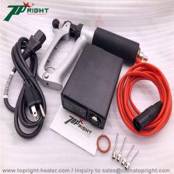 Kundenspezifische elektronische Zigarette Cbd Vape Kassetten-Füllmaschine mit Temperaturregler-Kasten