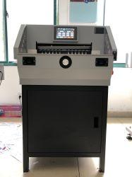 Vorderer klassischer heißer Verkaufs-Papierschneidemaschine für Büro 490mm (FN-E490T)