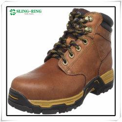 سعر جيد لمكافحة الاحتيال وثقب أمان العمل في صناعة العمال حذاء حماية مع دعامة من الفولاذ والكعب