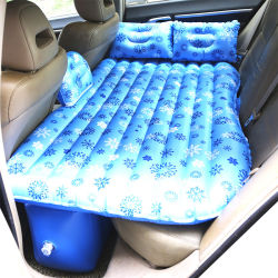 Auscultadores de viagem portátil ar dormitório cama colchão insuflável