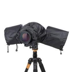 غطاء المطر للكاميرا لكاميرا كاميرا Canon Nikon Pentax DSLR واقي واقي من الماء، كاميرا التصوير SLR المطر جلبة المطر أدوات الكاميرا الرقمية Esg13157