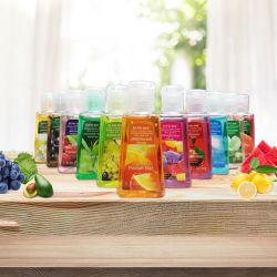 Divers Installatie en Fruit Fragrances van het Desinfecterende middel van de Hand van het Chemisch reinigen van het Merk van Xifeishi de Antibacterieel