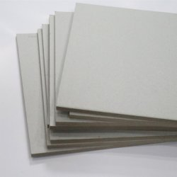 Высокое качество толстой ламинированной ДСП серого цвета на жесткий футляр