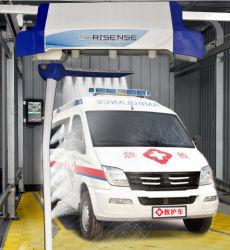 تطهير معدات محطة خدمة غسيل السيارات الأوتوماتيكية ذات 360 درجة