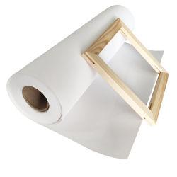 لفافة قماش من القطن محبوك قابلة للطباعة مصنوعة من قماش للنسيج لماء UV الطباعة بنفث الحبر