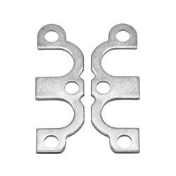заводская цена OEM алюминиевые стальные штампованные листового металла изготовление деталей для промышленности