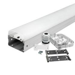 Indicatore luminoso di striscia collegabile del LED che misura la lampada LED dell'asse lineare 8FT di 4FT 5FT 6FT