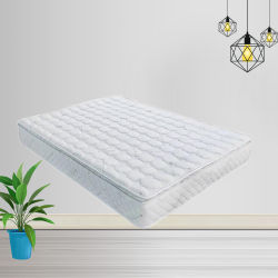 Populäre kundenspezifische Größe rollen der neuen Art-2020 oben Schlafzimmer-Pocket Sprung-Speicher-Schaumgummi-Matratze in einem Kasten