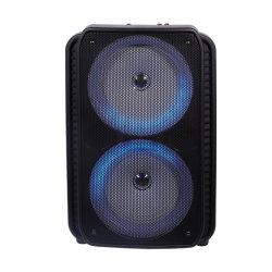 カラオケのステレオスピーカーの無線Bluetoothの携帯用倍8インチの低音のスピーカー