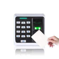 Tastiera di controllo biometrica poco costosa di accesso dello scanner dell'impronta digitale della serratura di portello (F01)