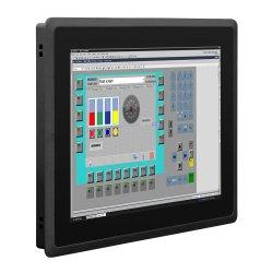 كمبيوتر مدمج شاشة لمس LCD تعمل بنظام Android مغلقة بالكامل من الألومنيوم RJ45 اللوحة الصناعية القوية Tablet PC