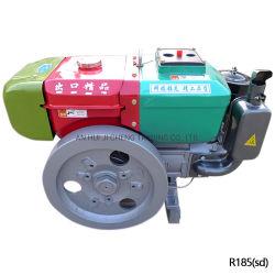 Wassergekühlte 9HP R185 sondern Zylinder-Dieselmotor aus