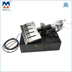 15kHz Soudage par ultrasons Accessoires de Soudage de la machine avec le transducteur et masque l'avertisseur sonore pour la machine