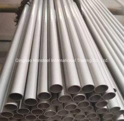 La norma ASTM A312/A213 TP304/304L/316/316L Seamless Tubo de acero inoxidable SS Tubería de acero galvanizado tubo Tubo de acero al carbono