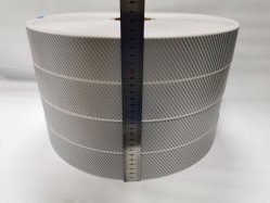 熱伝導セグメント化フィルムビニール鉄銀反射テープフィルム