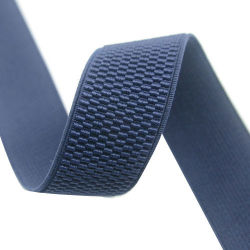 Qualitäts-elastisches Nylonhaken-und Schleifen-doppeltes mit Seiten versehenes Flausch-Band
