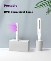 Portable 가정 유치원을%s 멀리 UVC 자외선 소독 소형 살균제 지팡이 살균 가벼운 소독 램프 UV 빛
