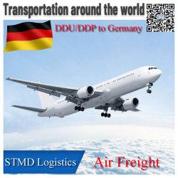 Vrachtvervoerder China aan Duitsland door Spoorweg/de Lucht