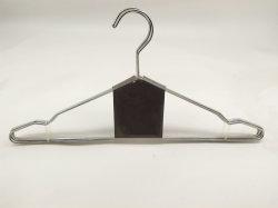 Glänzende Chrom-Metalldraht-Aufhängungs-Metallaufhängung für das Kleiden der Rosen-Goldmetallaufhängung