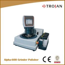 Máquina de polimento e moagem de vidro táctil Alpha-600