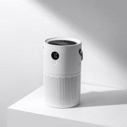 2021 확실한 HEPA 필터 탁상용 공기 정화기 Ionizer 재충전용 Pm2.5 치료 공기 정화기 휴대용 가정 공기 정화기