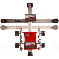 3D automático las cuatro ruedas alineador A10/Cambiador de neumáticos/Equipamiento de taller Automotriz/Equipo/Equilibradora/Auto la alineación de ruedas/Mantenimiento/Precio de la máquina del paralelismo.