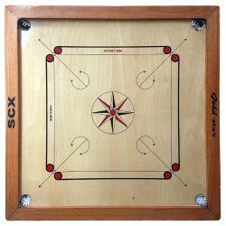 Coin Pièces de jeu Carrom Carrom en bois du conseil d'administration