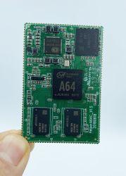 Helperboard A64 androider Vorstand des Linux-Vorstand-PCBA mit WiFi USB-Schaltung-Motherboard Pacb Kern-Vorstand
