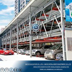Sistema di parcheggio automatico verticale Prezzo dell'attrezzatura di garage meccanica