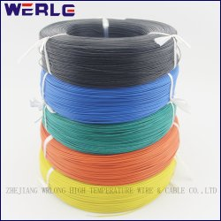 Conduite en cuivre étamé isolée PVC homologuée UL 1015 600 V 105c Fil électrique
