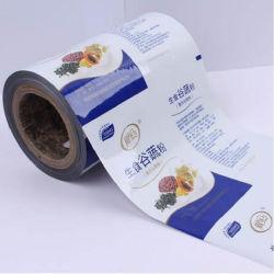 Impressão personalizada de logotipo de PVC de Bebidas/Pet manga retráctil etiqueta da embalagem