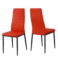 Столовая мебель провод фиолетового цвета из натуральной кожи черного цвета с мягкими вставками ресторанов стулья
