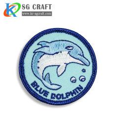 Dolphin Correctifs de broderie offre la conception personnalisée de l'artisanat broderie de conception d'embrayage