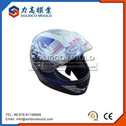 Nuevo diseño personalizado de precio competitivo Motor plástico molde casco ciclo