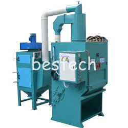 La Chine automatique Fournisseur Machine de sablage de la courroie en caoutchouc