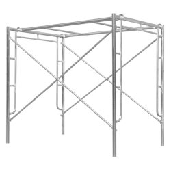 برج الصلب ميسون السلم Scaffolding Steel Frame