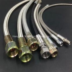 Tubo dell'acquazzone della stanza da bagno PTFE dell'acciaio inossidabile dell'acqua calda
