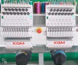 Kqm 2 Head Flat Garment Pillow Towel Bag T-shirt Brother ZSK gebruikte computer Borduurmachine met Borduurmachine/computergestuurde Borduurmachine