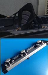Il kajak parte il nuovo supporto di Rod degli accessori sulla singola canoa del kajak di pesca