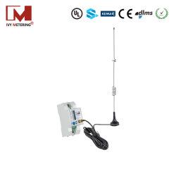 Controle remoto Lora Medidor Inteligente com antena externa